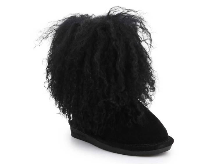 BearPaw 1854Y Black II children's winter shoes
