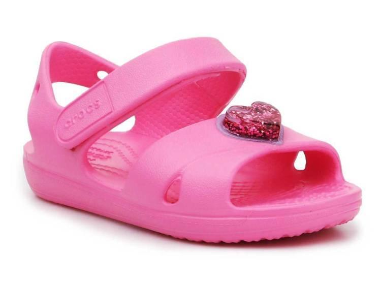 Crocs Classic Cross Strapcharm Sandal 206947-669