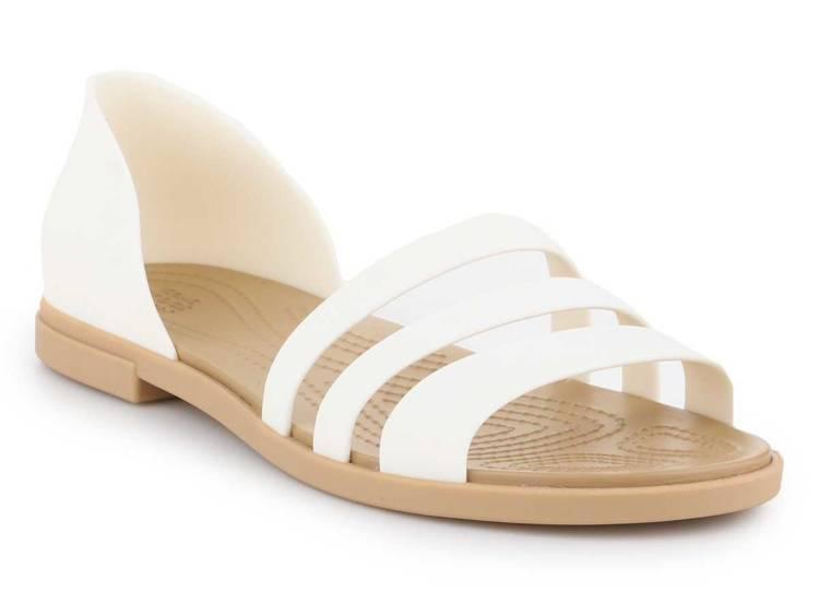 Crocs Tulum Open Flat W 206109-1CQ