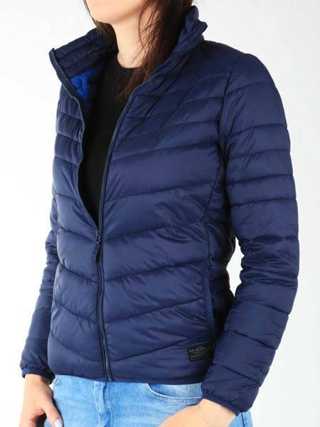 Lee Light Puffer Bright Navy L58PSZCF