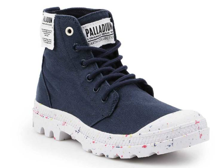 Lifestyle shoes Palladium Hi Organic Mood 96199-458