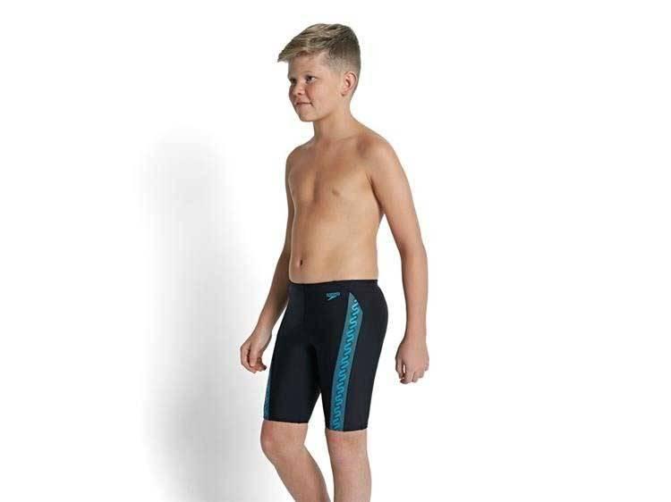 Spodenki Kąpielowe Speedo Boys' Monogram Jammer 9314-A020