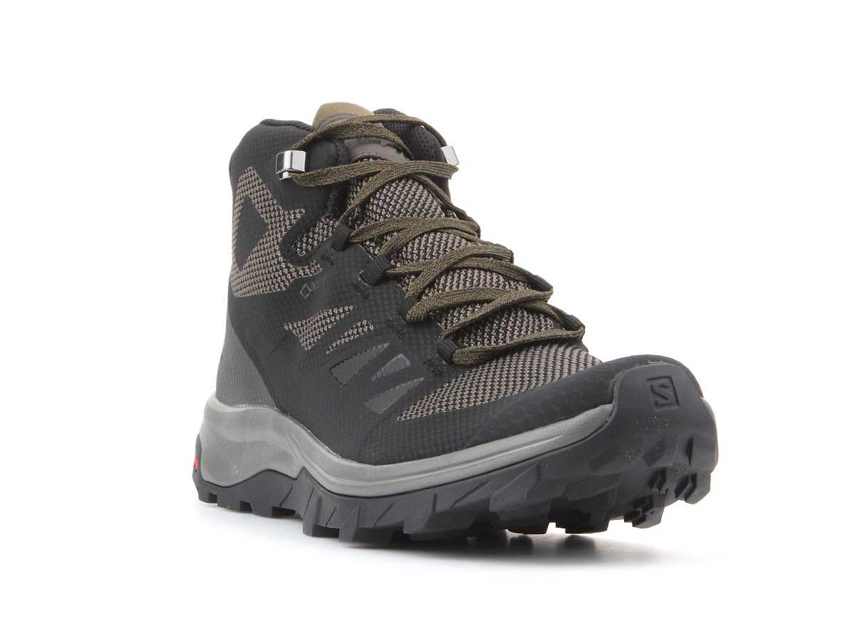 Trekking shoes Salomon Outline Mid GTX 404763