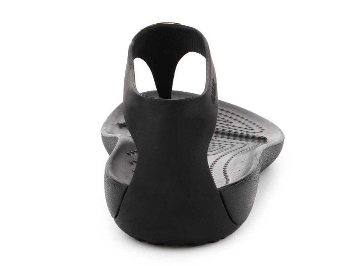 Crocs Serena Metallic Bar FP W 206420-751