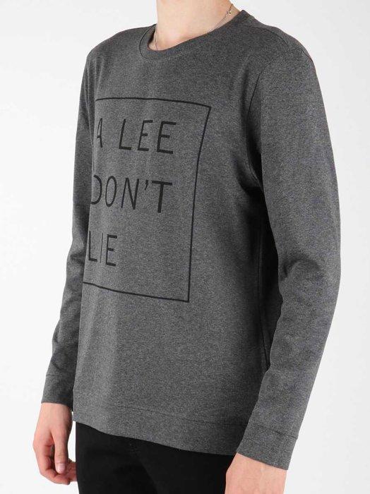 Lee Dont Lie Tee LS L65VEQ06