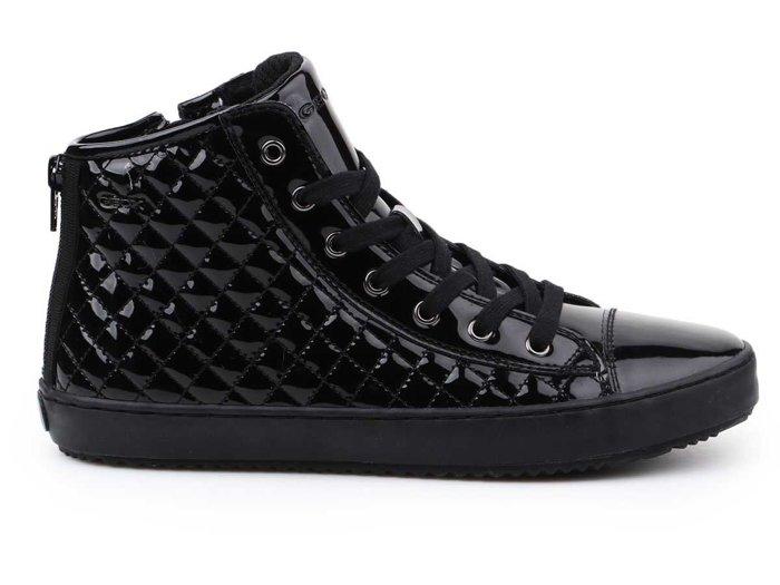Lifestyle shoes Geox J Kalispera G.F -Synt.Pat J744GF-000HH-C9999