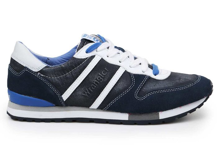 Lifestyle shoes  Wrangler WM141150-16-NAVY