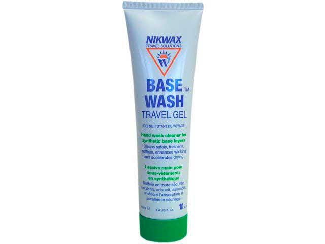 Nikwax BaseWash Travel Gel 100ml