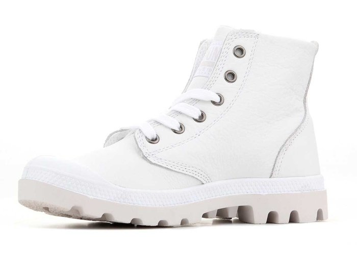 Palladium Pampa Hi Leather 72355-100-M