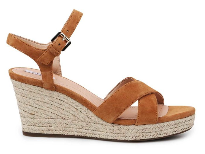 Wedges Geox D A- Goat Suede D92N7A-00021-C2021