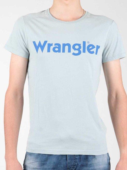 Wrangler S/S Graphic Tee W7A64DM3E