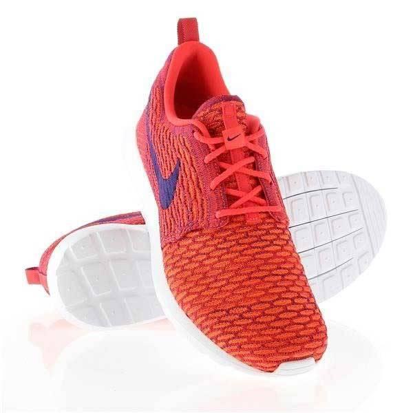 Nike Flyknit Rosherun 677243-600