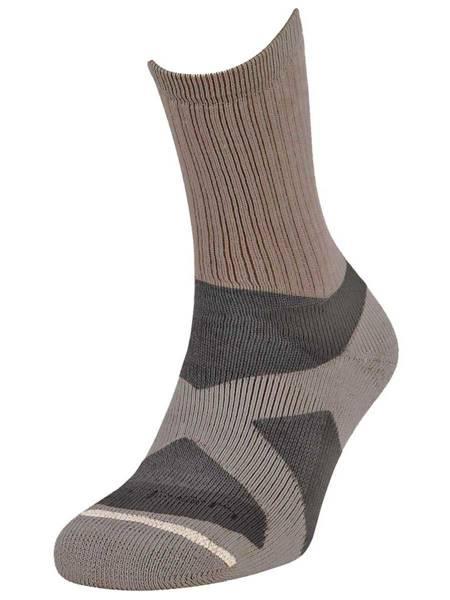 Socken Lorpen Taupe TPMM-1045