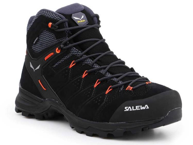 Trekkingschuhe Salewa MS Alp Mate Mid WP 61384-0996