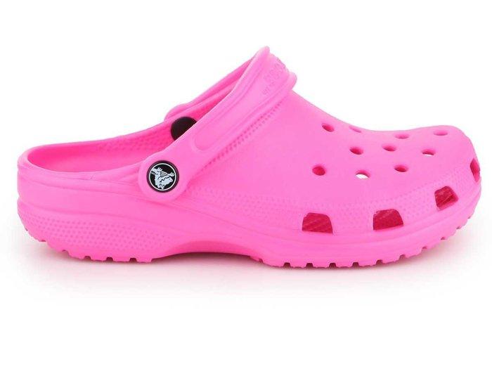 Crocs Classic Electronic Pink 10001-6QQ