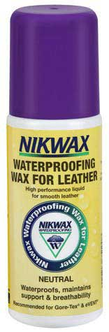 Imprägniermittel Nikwax Waterproofing Wax for Leather 125ml