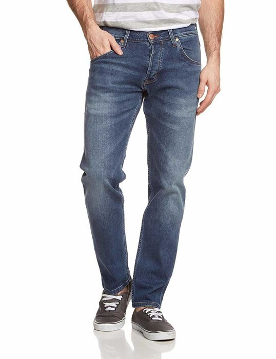 Jeanshose Wrangler Colton From Here W16CK327Q