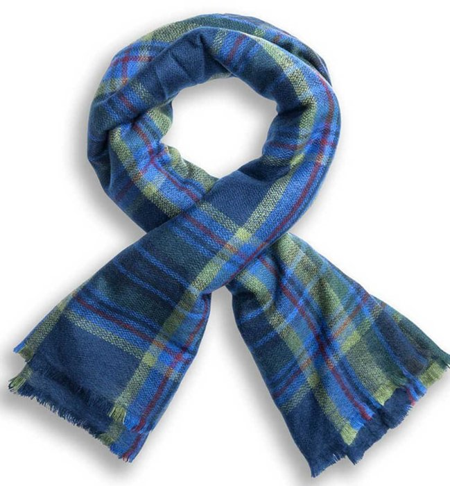 Lee Check Scarf LW0266ML