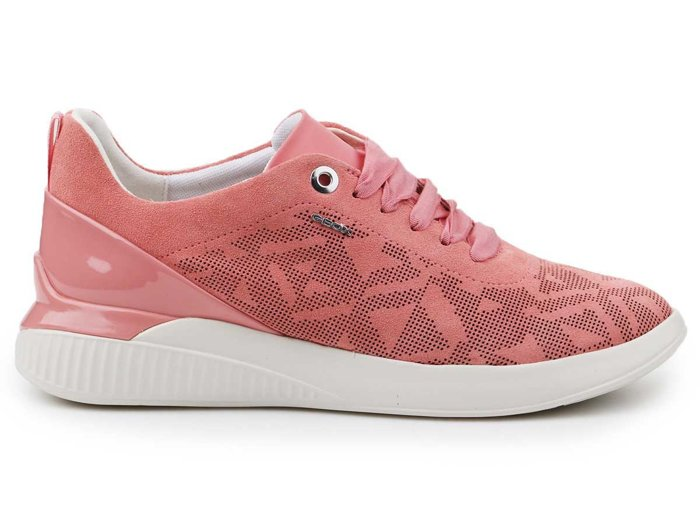 Lifestyle Schuhe Geox D Theragon C-Suede D828SC-00022-C7008