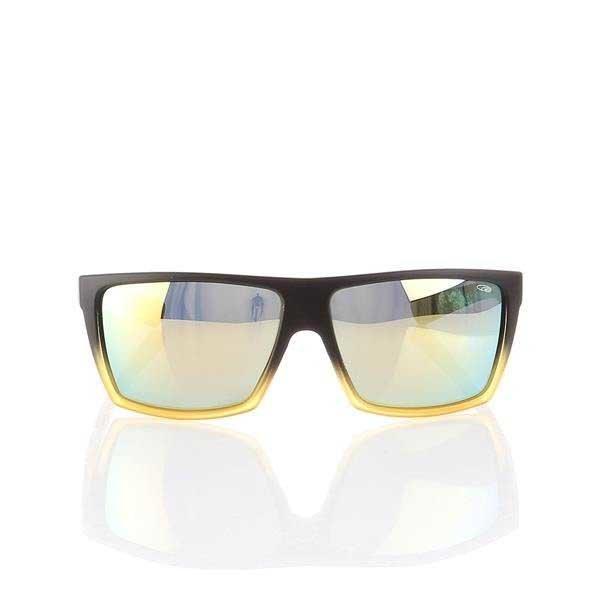 Okulary Przeciwsłoneczne Goggle Matt black/yellow E910-3P