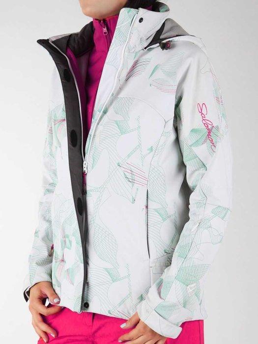 Skijacke Salomon Snowtrip Premium 3.1 Jacket W 101593