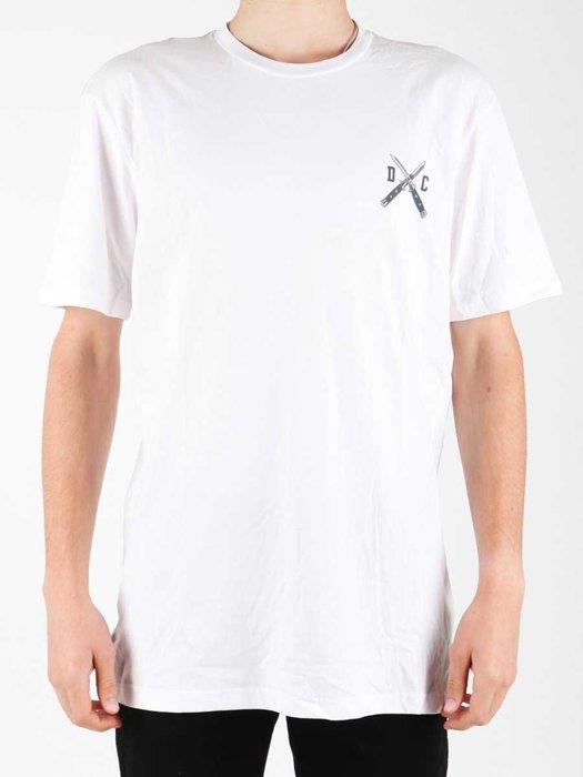 T-Shirt DC DRMJE362-WHTD