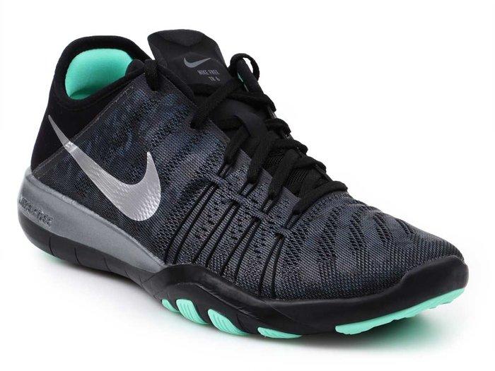 Trainingsschuhe Wmns Nike Free TR 6 MTLC 849805-001