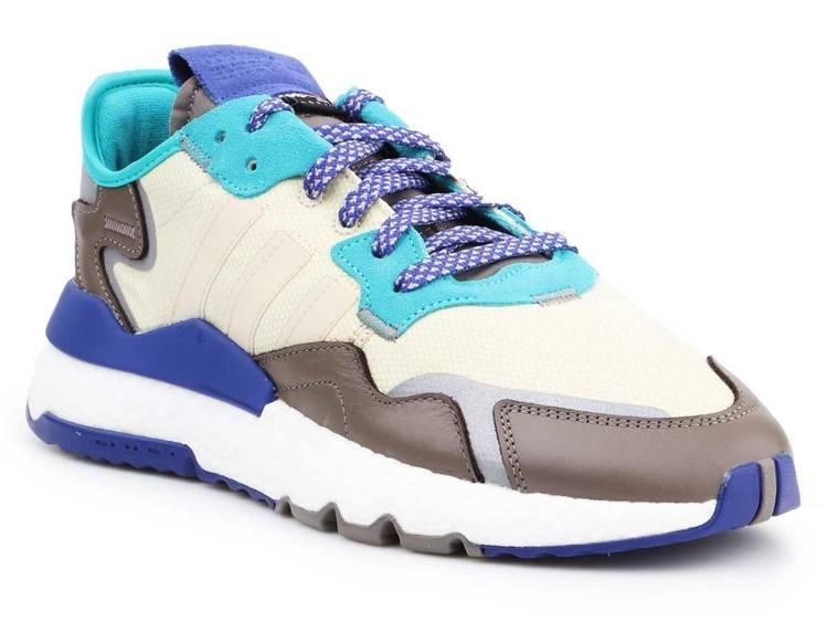 Buty lifestylowe Adidas Nite Jogger EE5905