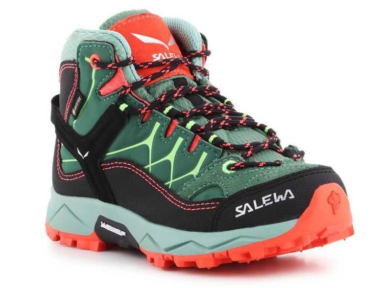 Buty trekkingowe Salewa Jr Alp Trainer Mid GTX 64010-5960