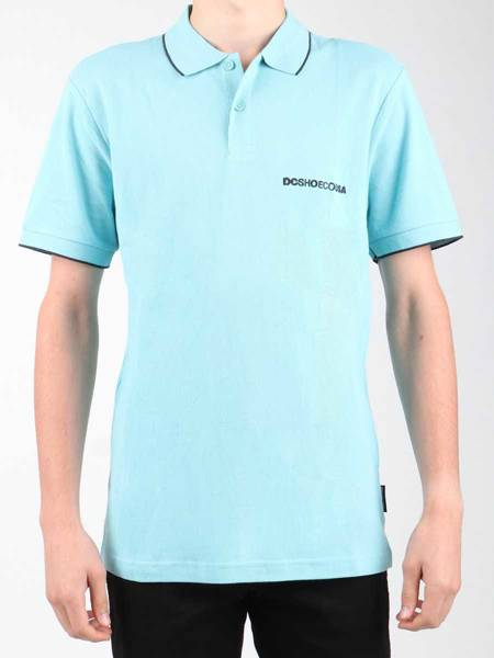 Koszulka polo DC SEDYKT03374-BHA0