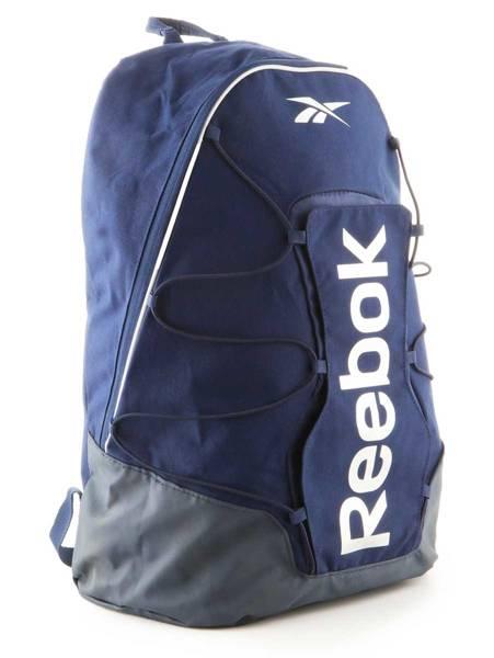 dea8148c7428c Plecak Reebok Urban Backpack Blue CA K83400