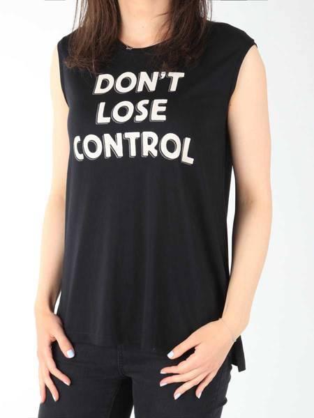 T-shirt Lee Muscle Tank Black L42CPB01