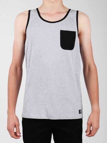 T-shirt bez rękawów DC SEDYKT03377-KNFH