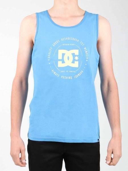 T-shirt bez rękawów DC SEDYZT03741-BLV0