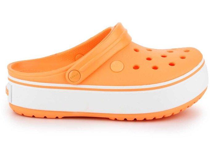 Crocs Crocband Platform 205434-82S