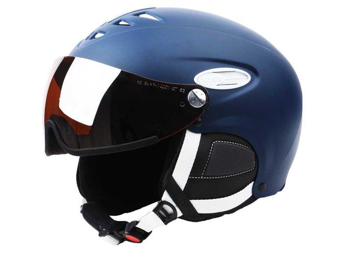 Kask narciarski Uvex hlmt 300 Visor 566162-4007