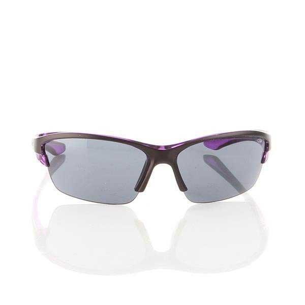 Okulary Przeciwsłoneczne Goggle Matt black/Purple E142-3
