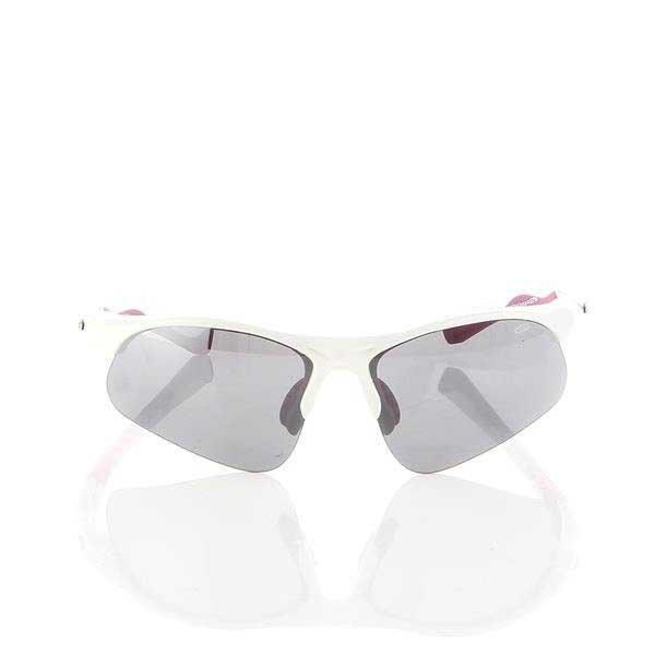 Okulary Przeciwsłoneczne Goggle White/Pink E992-4