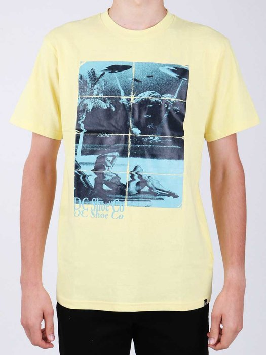 T-shirt DC EDYZT03746-YZL0