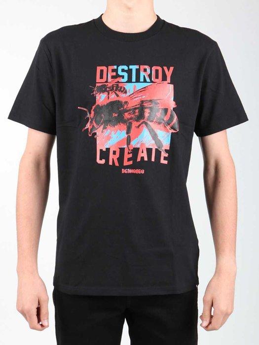 T-shirt DC EDYZT03771-KVJ0