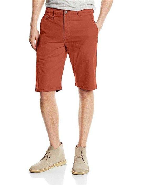 Wrangler® Chino Shorts Red Ochre  14MP873J