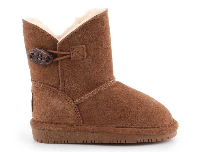 Zimowe buty dziecięce BearPaw Rosie Toddler 1653T-220